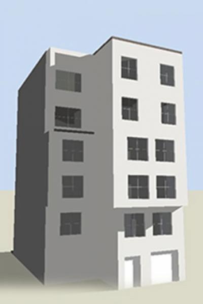 ساختمان مسکونی کردستان