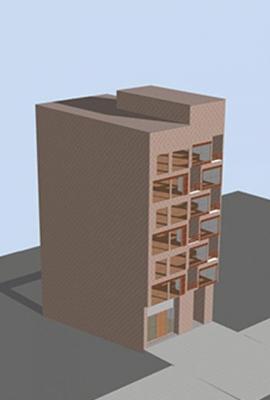 ساختمان اطلس فرمانیه
